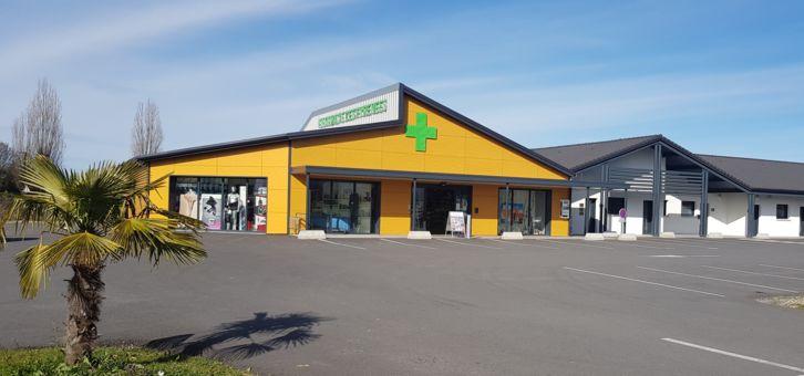 Pharmacie des Pyrénées,ODOS