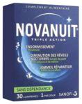 Acheter Novanuit Triple Action Comprimés B/30 à ODOS