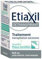 Etiaxil Aisselles Détranspirant Peau Sensibles Roll-on/15ml à ODOS
