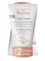 Avène Eau Thermale Cold Cream Duo Crème Mains 2x50ml à ODOS