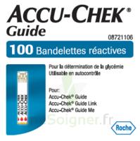 Accu-chek Guide Bandelettes 2 X 50 Bandelettes à ODOS