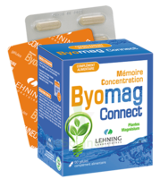 Lehning Byomag Connect Gélules B/60 à ODOS