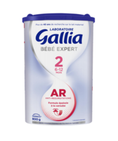 Gallia Bebe Expert Ar 2 Lait En Poudre B/800g à ODOS