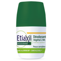 Etiaxil Végétal Déodorant 24h Roll-on/50ml à ODOS