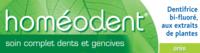 Boiron Homéodent Soin Complet Dents Et Gencives Pâte Dentifrice Anis T/75ml à ODOS