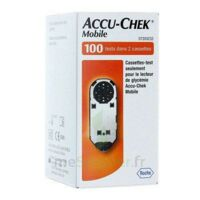 Accu-chek Mobile Cassettes B/2 X 50 à ODOS