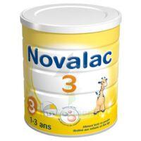 Novalac 3 Lait De Croissance B/800g à ODOS