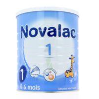 Novalac 1 Lait En Poudre 1er âge B /800g à ODOS