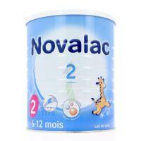 Novalac 2 Lait En Poudre 2ème âge B/800g* à ODOS
