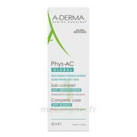 Aderma Phys'ac Global Soin Imperfection Sévères 40ml à ODOS