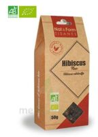 Nat&form Tisanes Hibiscus Bio 50g à ODOS