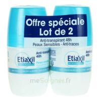 Etiaxil Deo 48h Roll-on Lot 2 à ODOS