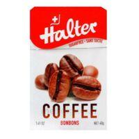 Halter Sans Sucre Bonbon Café B/40g à ODOS