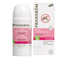 Pranabb Lait Corporel Anti-moustique à ODOS