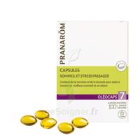 Pranarom Oleocaps 7 Caps Sommeil & Stress Passager à ODOS