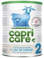 Capricare 2eme Age Lait Poudre De Chèvre Entier 800g à ODOS