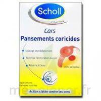 Scholl Pansements Coricides Cors à ODOS