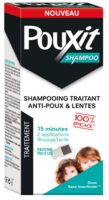 Pouxit Shampoo Shampooing Traitant Antipoux Fl/200ml+peigne à ODOS