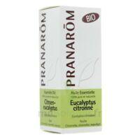 Huile Essentielle Eucalyptus Citronne Bio Pranarom 10 Ml à ODOS
