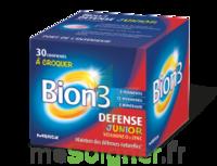 Bion 3 Défense Junior Comprimés à Croquer Framboise B/30 à ODOS