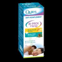 Quies Bi-pack 2 Sprays Buccal Et Nasale Anti-ronflement à ODOS