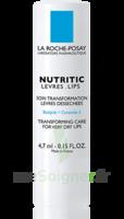Nutritic Stick Lèvres Sèche Sensibles 2 Etui/4,7ml à ODOS