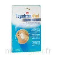 Tegaderm + Pad, 5 Cm X 7 Cm , Bt 10 à ODOS