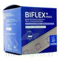 Biflex 16 Pratic Bande Contention Légère Chair 10cmx3m à ODOS