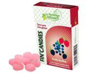 Fin'candies Bonbon Sans Sucre Fruits Des Bois B/20 à ODOS
