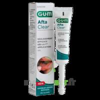 Gum Aftaclear Gel Aphtes Lésions Buccales 10ml à ODOS