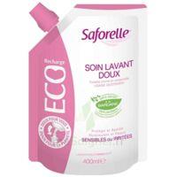 Saforelle Solution Soin Lavant Doux Eco-recharge/400ml à ODOS