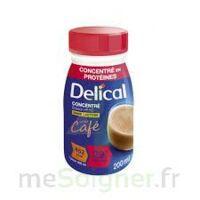 Delical Boisson Hp Hc Concentree Nutriment Café 4bouteilles/200ml à ODOS