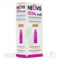 Neovis Total Multi S Ophtalmique Lubrifiante Pour Instillation Oculaire Fl/15ml à ODOS