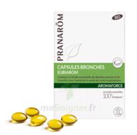 Aromaforce Caps Bronches Bio B/30 à ODOS