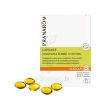 Oléocaps 3 Caps Confort Digestif Bio B/30 à ODOS
