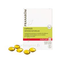 Oléocaps 4 Caps Système Immunitaire Bio B/30 à ODOS