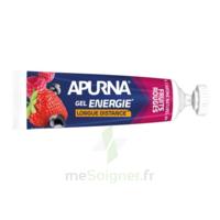 Apurna Gel énergie Longue Distance Fruits Rouges 35g à ODOS