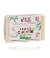 Mkl Savon Lait De Chèvre Bio Thé Sencha 100g à ODOS