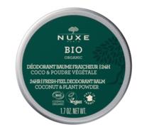 Nuxe Bio Déodorant Baume Fraîcheur 24h Toutes Peaux Pot/50g à ODOS