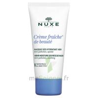 Crème Fraiche® De Beauté - Masque Hydratant 48h Et Anti-pollution50ml à ODOS