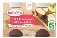 Babybio Pot Pomme Pruneau à ODOS