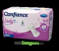 Confiance Lady Protection Anatomique Incontinence 4 Gouttes Sachet/14 à ODOS