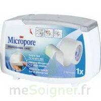 Micropore Sparadrap Microporeux 25mmx5m DÉvidoir à ODOS