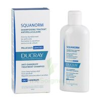 Ducray Squanorm Shampooing Pellicule Grasse 200ml à ODOS