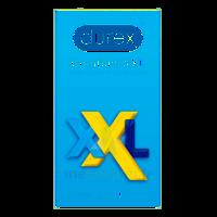 Durex Comfort Xxl Préservatif Lubrifié B/10 à ODOS