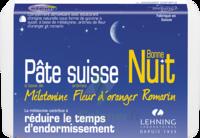 Lehning Pâte Suisse Pastilles à Sucer Bonne Nuit B/40 à ODOS
